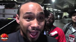 Keith Thurman reacts to Danny Garcia vs Robert Guerrero, wants to see Garcia vs Khan