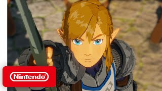 Hyrule <b>Warriors</b>: Age of Calamity – Accolades Trailer – Nintendo ...