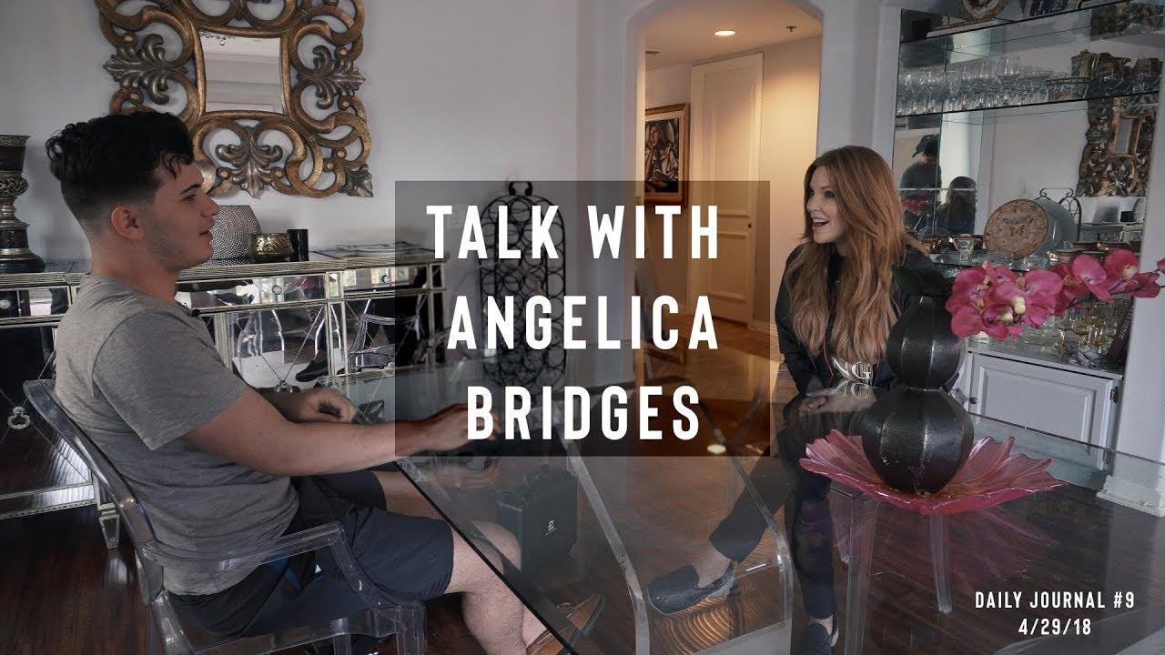 Youtube Angelica Bridges nude photos 2019