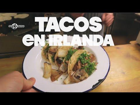 Tacos al Pastor en Dublín! Irlanda 8