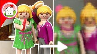 Playmobil Film deutsch - Mama und Sarah im Schönheitssalon - Familie Hauser Kinderfilm