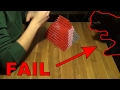 Incredible Mini Domino Tricks Fails