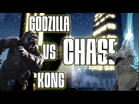 Download Godzilla vs Kong Chase // Game - Fitness Activity