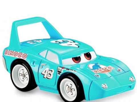 Coches juguetes fisher price shake 39 n go disney pixar - Juguetes disney cars ...
