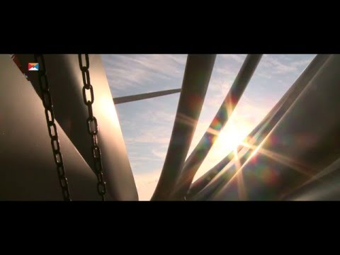 Windmills from Germany to Australia