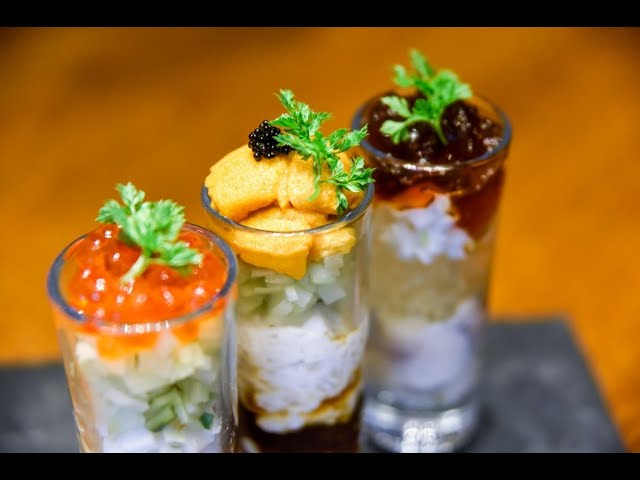 【覓食兵團出動!】推介4款Freestyle海膽菜式+手工啤酒配對餐目