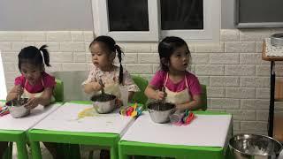 """Khai giảng lớp học """"Làm bánh và hơn thế nữa cùng Maya"""" [12.6.19]"""