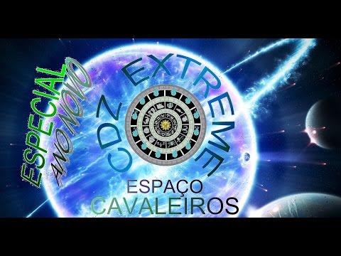 ESPECIAL CDZ EXTREME: Saint Seiya No Brasil!