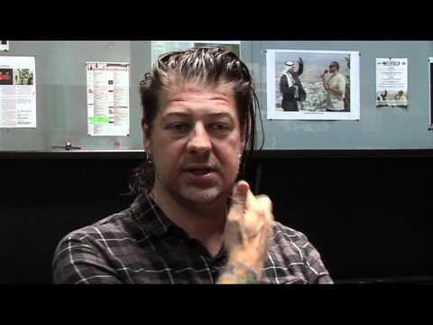 Interview Stone Sour Jim Root Part 1 Youtube