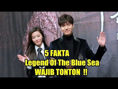 5 Fakta Tentang Legend Of The Blue Sea, Wajib Tonton  !!