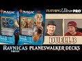 Duell 3 Ravnicas Treue Planeswalker Decks Magic the Gathering deutsch traderonlinevideo MTG Trader