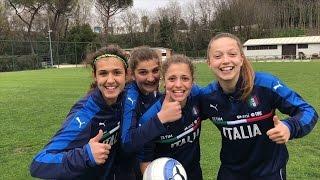La selezione allenata da Rita Guarino affronta la Fase Elite del Ca...