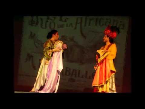 El Dúo de La Africana  - Trailer zarzuela  -