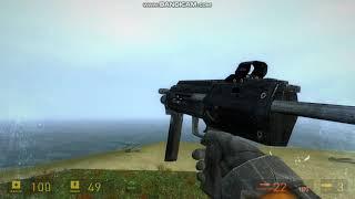 Half Life 2 MMOD 1.3 Demostracion Todas las Armas