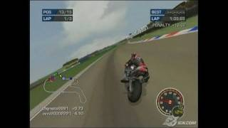 MotoGP 3: Ultimate Racing Technology Xbox Gameplay - Grass!