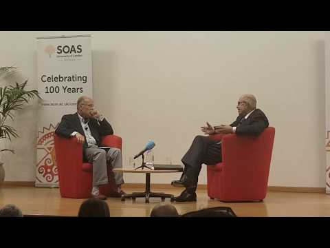 Mohammad Elbaradei on Egypt at #SOAS100 - 16/5/2017