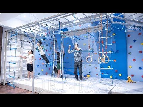 Спортивный комплекс-домик Гулливер для детейиз YouTube · Длительность: 15 с
