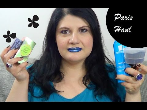 Paris haul: Sephora, French pharmacy (Eng) |Smugnificent