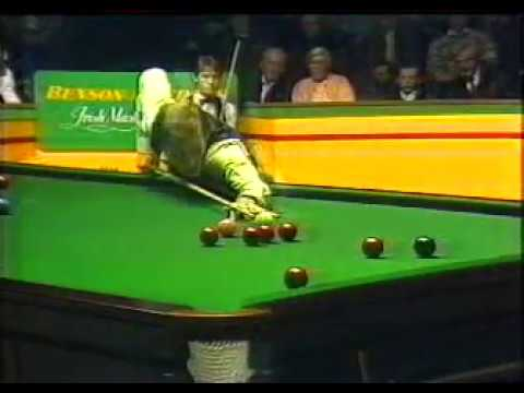 Irish Masters Snooker Final 1989 Stephen Hendry vs Alex Higgins