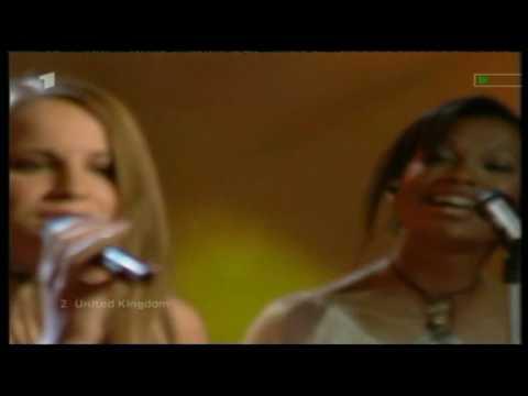 Eurovision 2002 02 UK *Jessica Garlic* *Come Back* 16:9