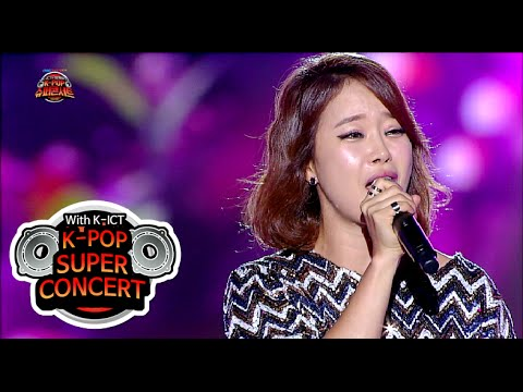 [HOT] Baek Ji Young - Don't forget me, 백지영 - 잊지말아요, DMC Festival 2015