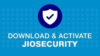 Jio Security - How to Download and Activate Jio Security App on Mobile | Reliance Jio
