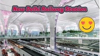 New Delhi Station vs. Lahore Station - A Comparison
