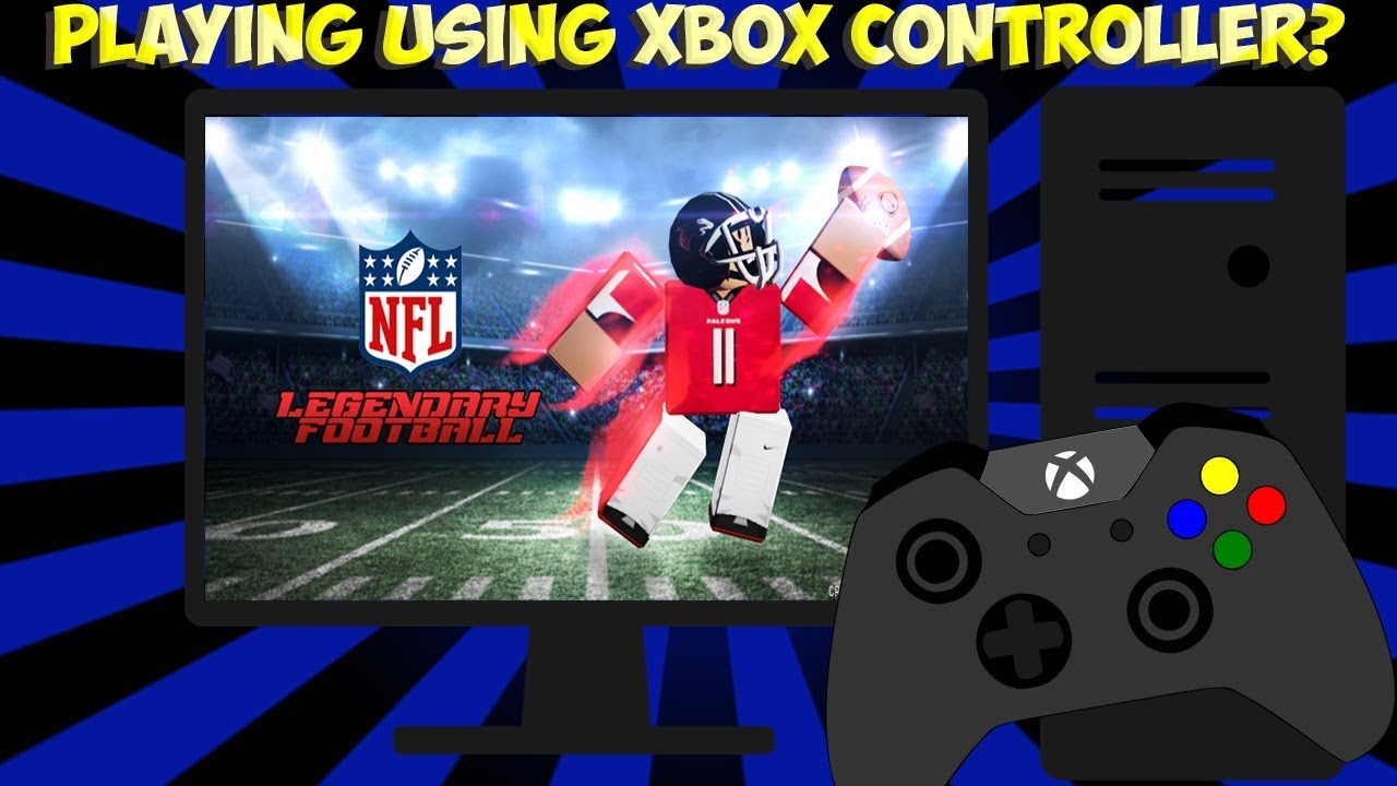 Legendary Football Challenges Xbox Controller Youtube