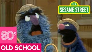 Sesame Street: Fuzzy And Blue
