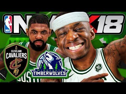 "#17 ""KARL ANTHONY TOWERS!?!?"" TBJZLPlays NBA 2K18 MyCareer"