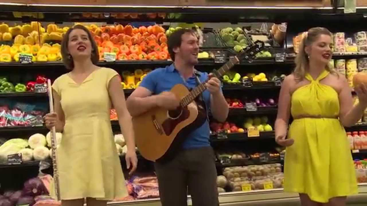 Beatles Medley (Mother's Day Pop-Up Concert @ Whole Foods ...