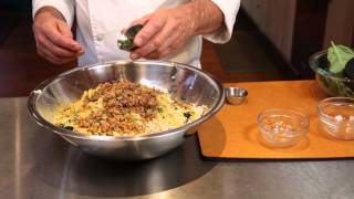 Vegan Lasagna Recipe | Ornish Reversal Program