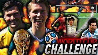 GJENSKAPER LEGENDARISKE VM SCORINGER!! 🏆🔥 WORLD CUP FOTBALL CHALLENGE MOT ANDERS SOLUM!!