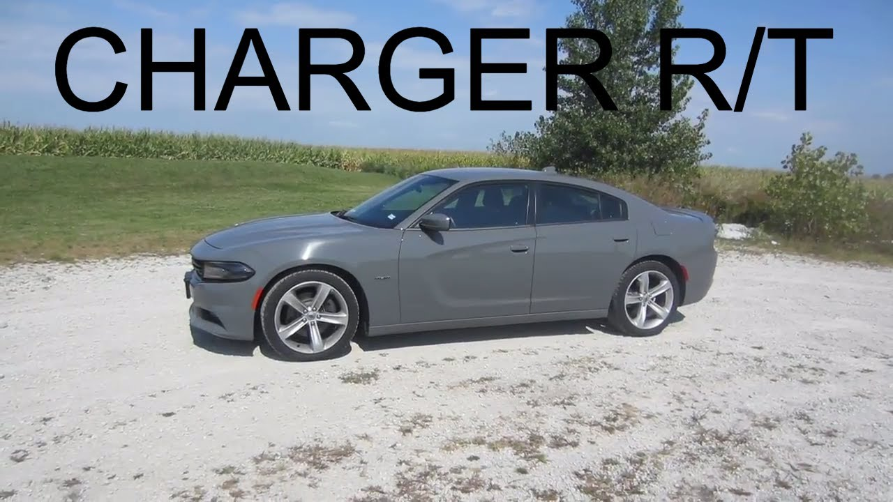 2017 Dodge Charger R T 5 7 Liter Hemi V8 Vvt Engine Full Rental