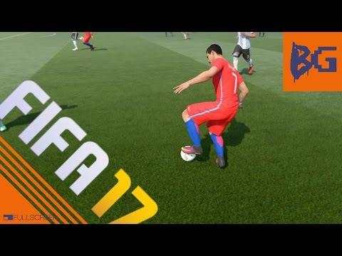 FIFA 17   TUTORIAL ESCONDER A BOLA 🎮 - YouTube