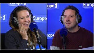 """L'interview """"amour"""" de Jérémy Lorca avec Lorie Pester"""
