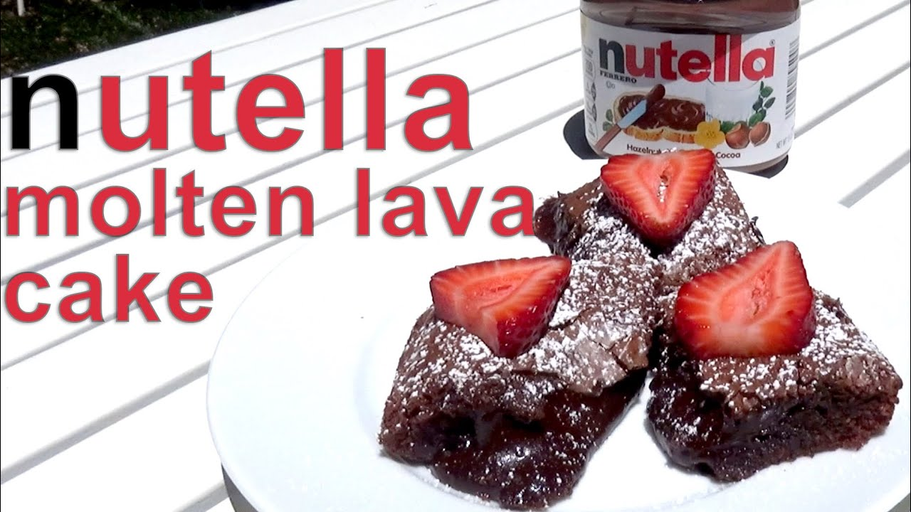 Easy Choco Lava Cake Recipe