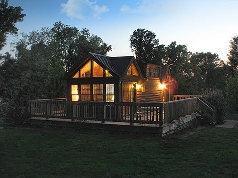 Charmant Vineyard Chalet Cabins   Southern Illinois Cabins