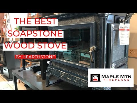 The Best Soapstone Wood Stove By Hearthstone