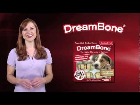 DreamBone Chews - The Healthy Alternative To Rawhide