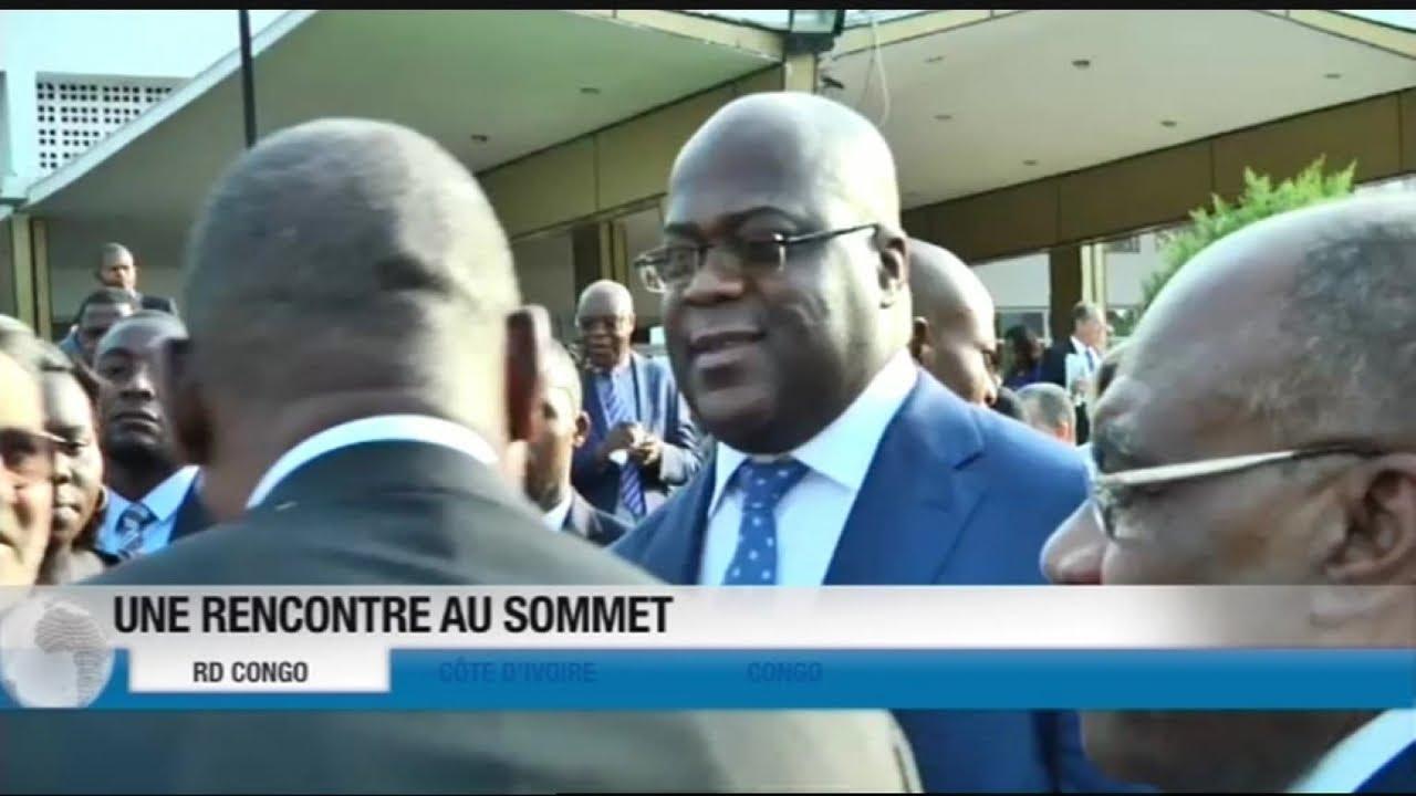 République démocratique du Congo – Déplacement de Jean-Yves Le Drian (8 et 9 juin 2020)
