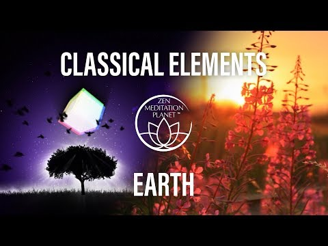 Classical 5 Elements – Sound of Earth: Hexahedron – Ancient Greece Meditation Music