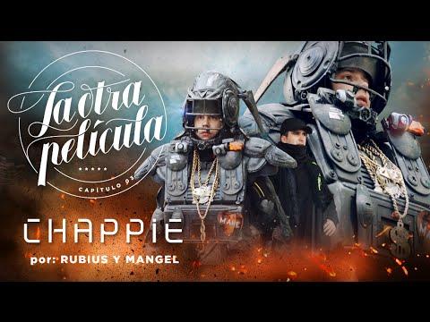 RUBIUS Y MANGEL SALVANDO A LA HUMANIDAD | Chappie | La Otra Película 03