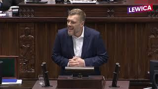Zandberg MASAKRUJE PREMIERA Morawieckiego | Lewica