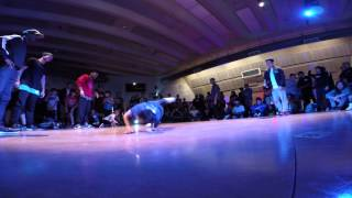 CLOUD 9 TRIBE AND BBOY OWL - RENEGADE ROCKERS 32ND ANNIVERSARY 1#