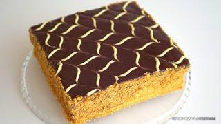Торт медовый Кёнигсберг