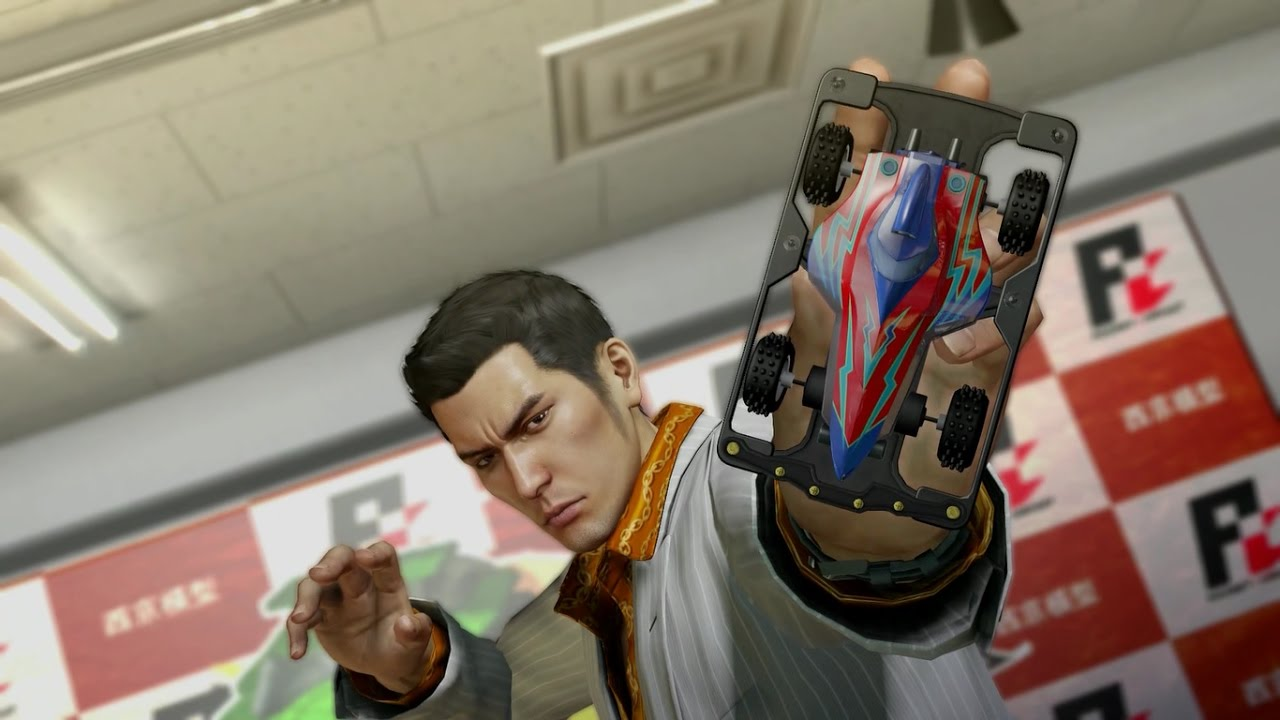 yakuza 0 how to win at pocket race