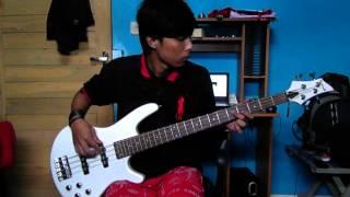 J rock   ceria bass cover