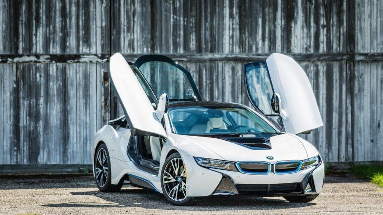 2017 BMW I8 | In Depth Model Review | Sportscar