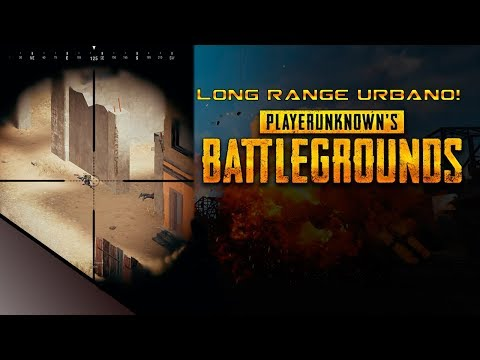 Long Range dentro da cidade! (PU Battlegrounds)